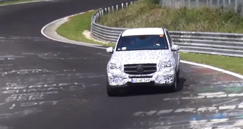 2019 Mercedes-AMG GLE 63 Spotted In Action - Mercedes GLE Forum