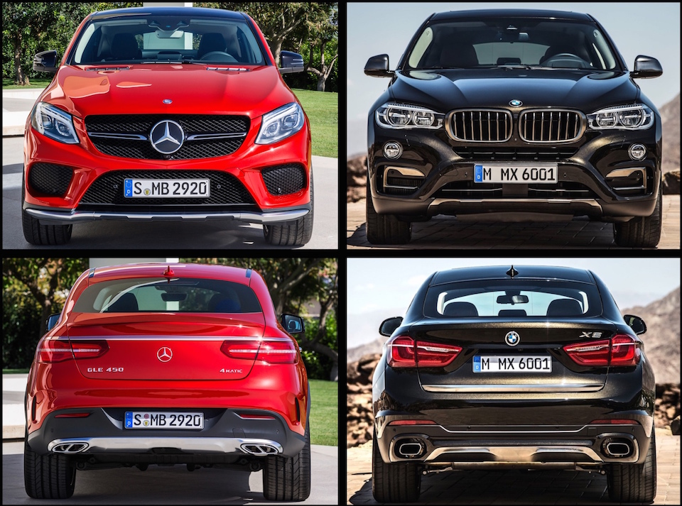 Gle Or X6 Mercedes Gle Forum