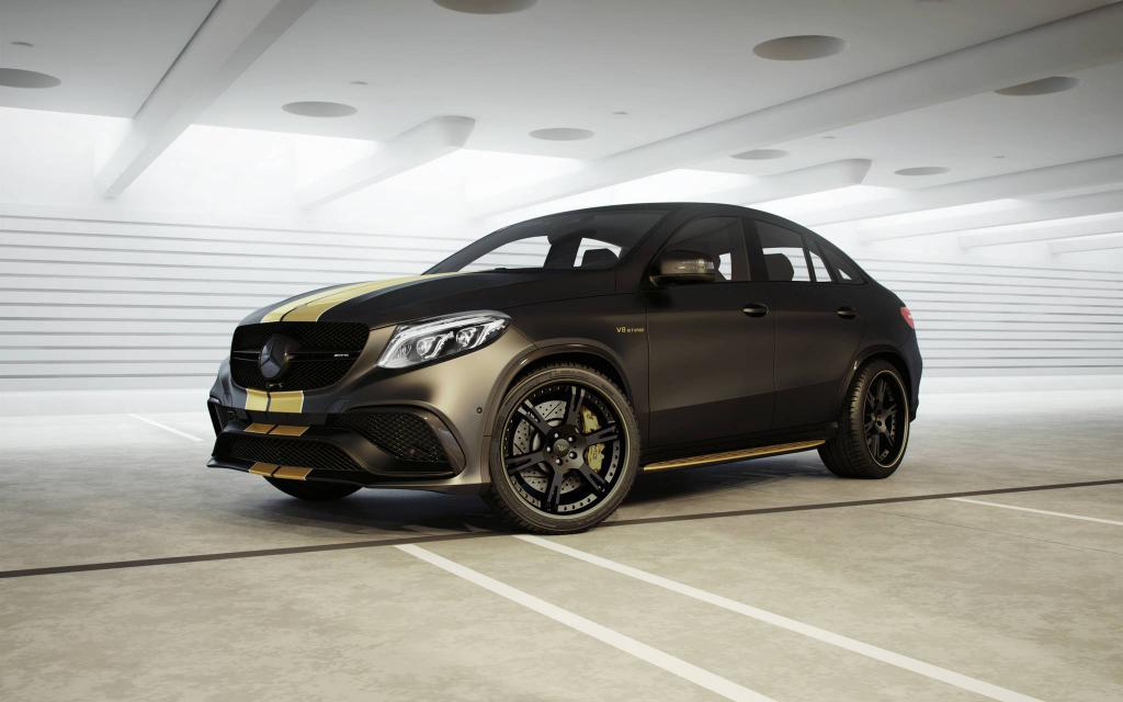 Custom Mercedes-Benz GLE 63 AMG by Wheelsandmore - Mercedes